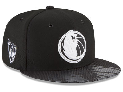 Dallas Mavericks New Era NBA Back 1/2 Series 9FIFTY Snapback Cap