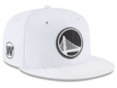 Golden State Warriors New Era NBA Back 1/2 Series 9FIFTY Snapback Cap