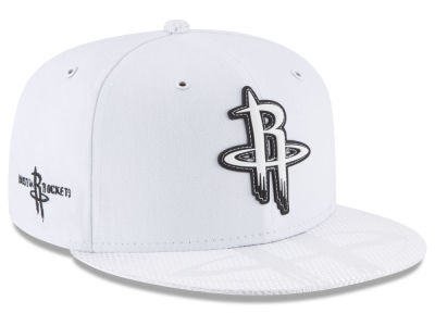 Houston Rockets New Era NBA Back 1/2 Series 9FIFTY Snapback Cap