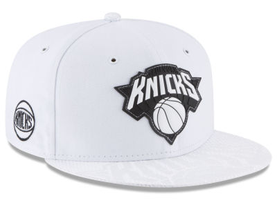 New York Knicks New Era NBA Back 1/2 Series 9FIFTY Snapback Cap