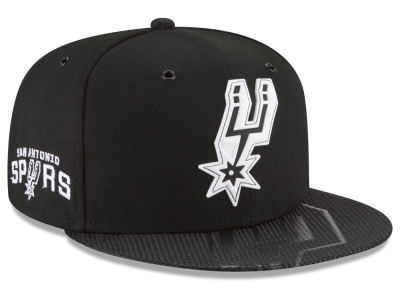 San Antonio Spurs New Era NBA Back 1/2 Series 9FIFTY Snapback Cap