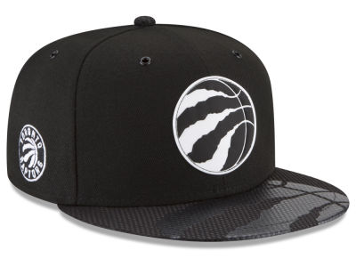 Toronto Raptors New Era NBA Back 1/2 Series 9FIFTY Snapback Cap