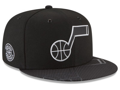 Utah Jazz New Era NBA Back 1/2 Series 9FIFTY Snapback Cap