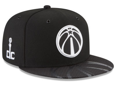 Washington Wizards New Era NBA Back 1/2 Series 9FIFTY Snapback Cap