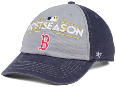Boston Red Sox '47 2017 MLB Post Season Locker Room Cap