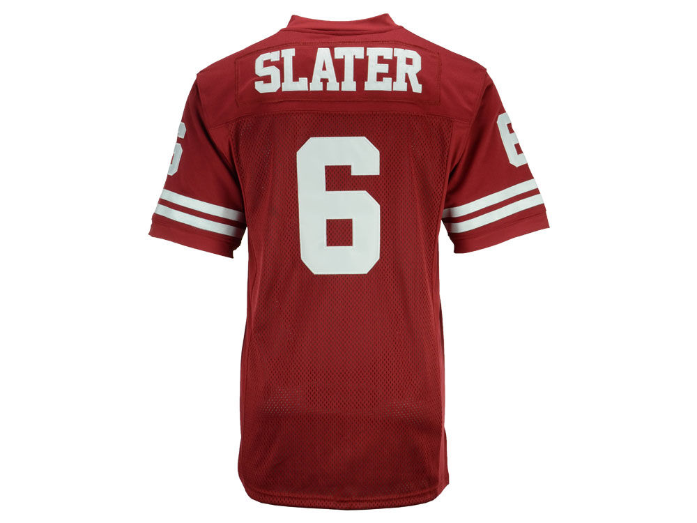 AC Slater Saved By The Bell Movie Jersey  a518602f52b7
