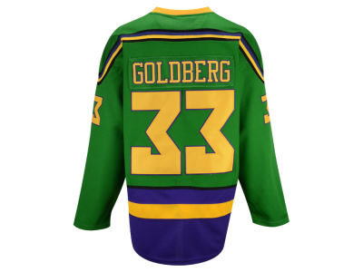 Goldberg  The Mighty Ducks Movie Jersey