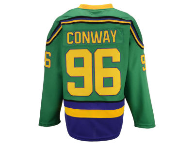 Charlie Conway The Mighty Ducks Movie Jersey