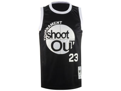 Motaw Basketball  Above the Rim Movie Jersey