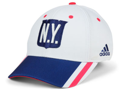 New York Rangers adidas 2018 NHL Winter Classic Team Flex Cap