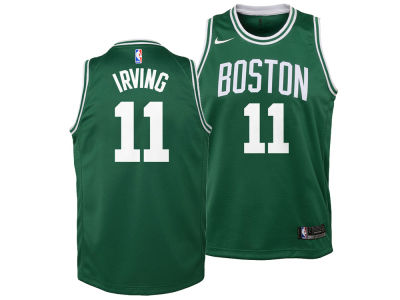 Boston Celtics Kyrie Irving Nike NBA Youth Icon Swingman Jersey