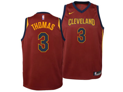 Cleveland Cavaliers Isaiah Thomas Nike NBA Youth Icon Swingman Jersey