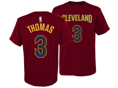 Cleveland Cavaliers Isaiah Thomas Nike NBA Youth Icon Name and Number T-Shirt