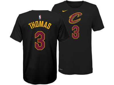 Cleveland Cavaliers Isaiah Thomas Nike NBA Youth Statement Name and Number T-shirt