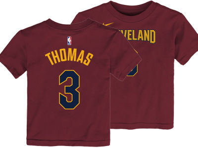 Cleveland Cavaliers Isaiah Thomas Nike NBA Toddler Replica Name and Number T-Shirt