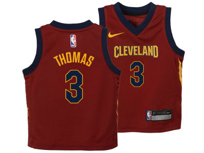 Cleveland Cavaliers Isaiah Thomas Nike NBA Kids Icon Replica Jersey