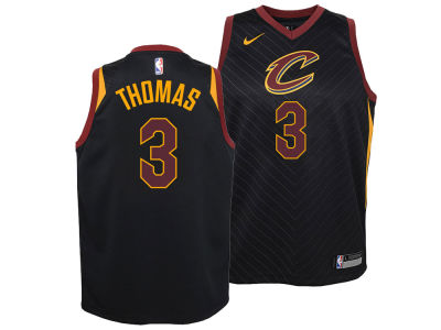 Cleveland Cavaliers Isaiah Thomas Nike NBA Youth Statement Swingman Jersey