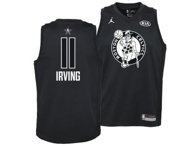 Boston Celtics Kyrie Irving Nike 2018 NBA Youth All-Star Swingman Jersey