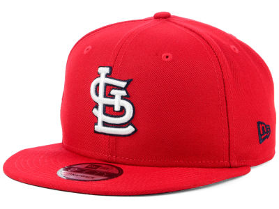 St. Louis Cardinals New Era MLB Title Trim 9FIFTY Snapback Cap