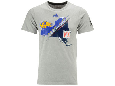 adidas 2018 NHL Men's Winter Classic Split State of Mind T-Shirt