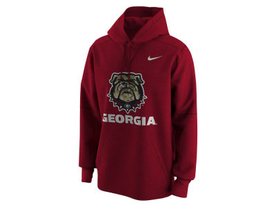 Georgia Bulldogs NCAA Men's Camo Logo Hoodie