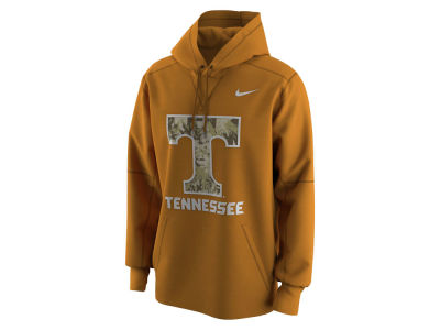 Tennessee Volunteers NCAA Men's Camo Logo Hoodie