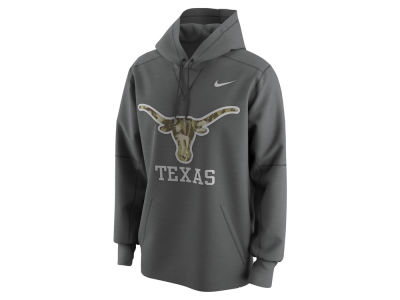 Texas Longhorns NCAA Men's Camo Logo Hoodie