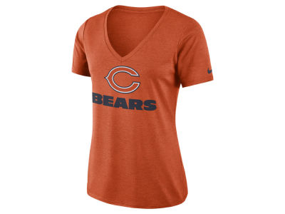 Chicago Bears Nike 2018 NFL Women's Dri Fit Touch T-Shirt