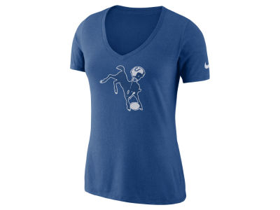 Indianapolis Colts Nike NFL Women's Historic Logo T-Shirt