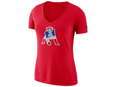 New England Patriots Nike NFL Women's Historic Logo T-Shirt