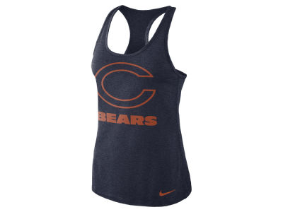 Chicago Bears Nike 2018 NFL Women's Dri-Fit Touch Tank