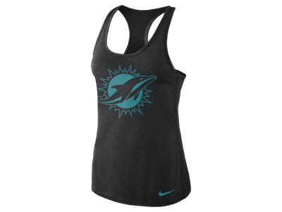 Miami Dolphins Nike 2018 NFL Women's Dri-Fit Touch Tank