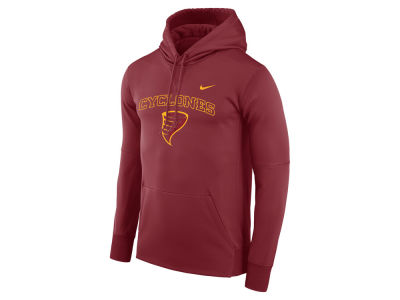 Iowa State Cyclones Nike NCAA Men's Alternate Logo Hooded Sweatshirt