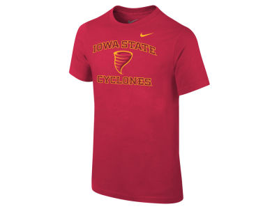Iowa State Cyclones Nike NCAA Youth Alternate Logo Cotton T-Shirt