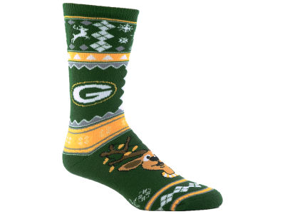 Green Bay Packers Holiday Socks