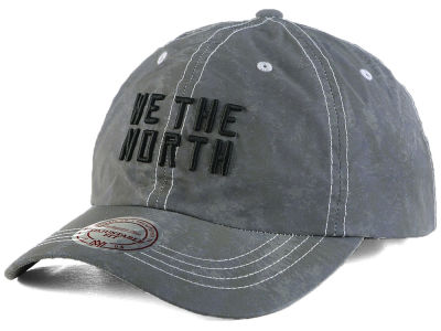 Toronto Raptors We The North  Mitchell & Ness NBA Digi Camo Reflective Dad Hat