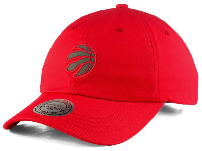 Toronto Raptors Mitchell & Ness NBA Reflective Logo Dad Hat