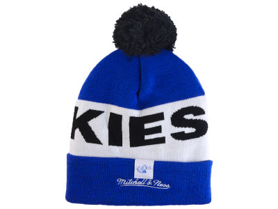 Toronto Huskies Mitchell & Ness NBA Showtime Beanie