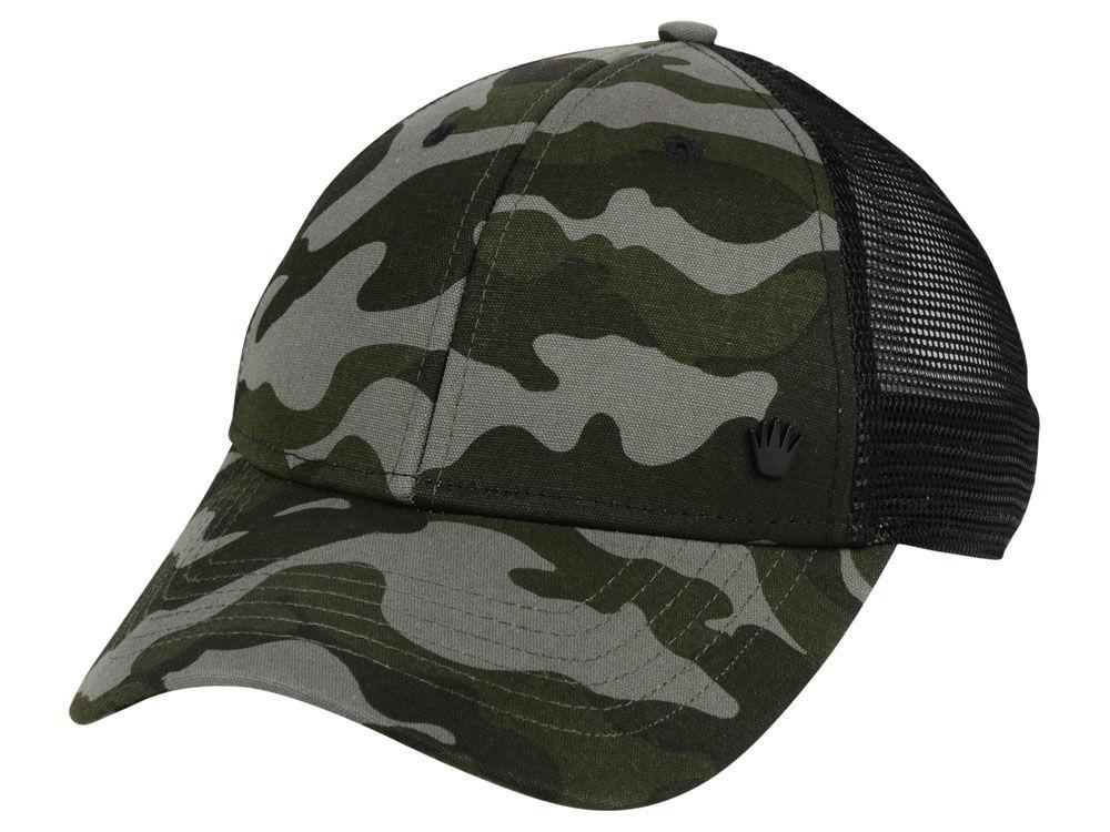 No Bad Ideas Russell Camo Adjustable Cap  0d2259e48580
