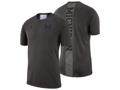 Michigan Wolverines Jordan NCAA Men's Player Top T-shirt