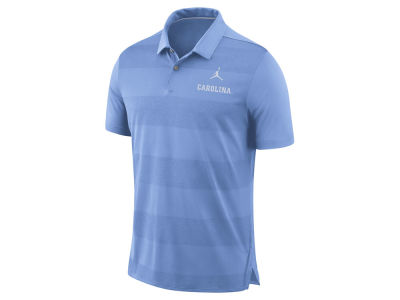 North Carolina Tar Heels Jordan NCAA Men's Early Season Coaches Polo
