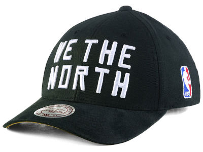 Toronto Raptors Mitchell & Ness NBA Flexfit 110 Low Pro Snapback Cap