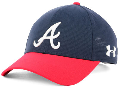 Atlanta Braves Under Armour MLB Driver Cap