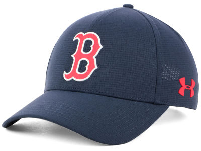 Boston Red Sox Under Armour MLB Driver Cap