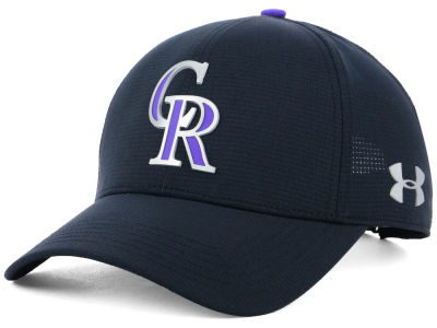 Colorado Rockies Under Armour MLB Driver Cap