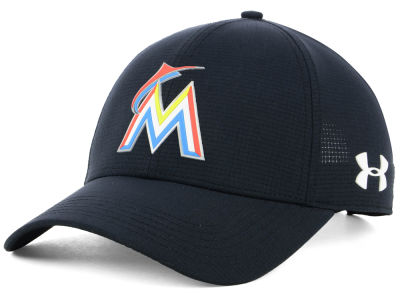 Miami Marlins Under Armour MLB Driver Cap