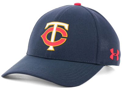 Minnesota Twins Under Armour MLB Driver Cap