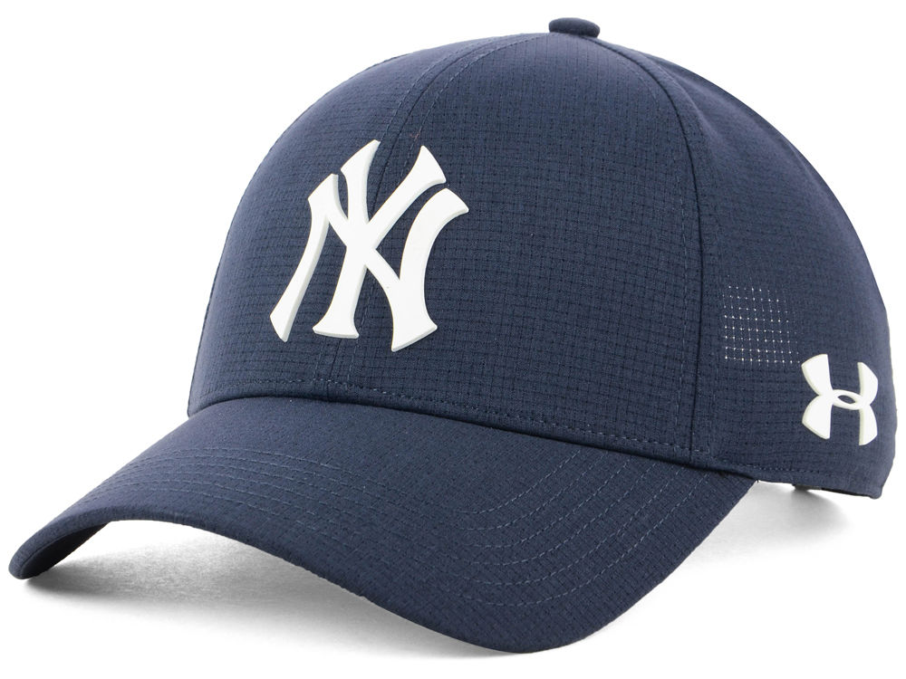 New York Yankees Under Armour MLB Driver Cap  0eba051d6b2