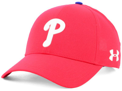 Philadelphia Phillies Under Armour MLB Driver Cap