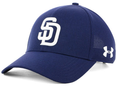 San Diego Padres Under Armour MLB Driver Cap